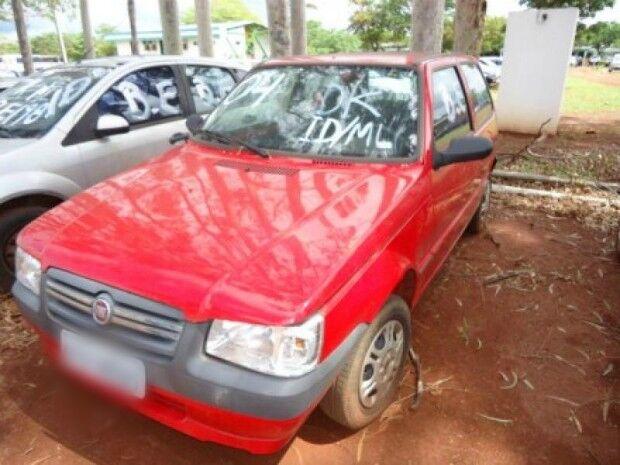 Leilão de veículos acontece  no dia 20 de fevereiro em Naviraí