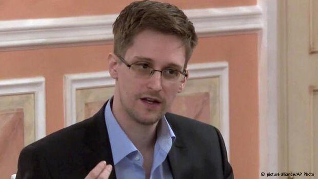 Snowden é indicado ao Nobel da Paz