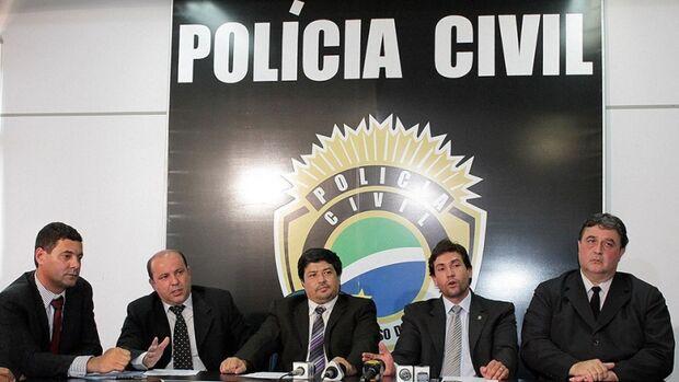 Civil prende 10 acusados de matar investigador em emboscada