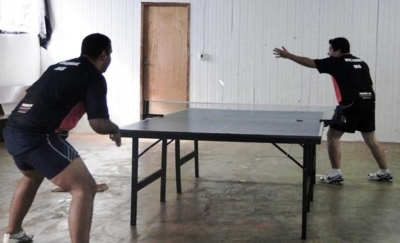 Equipe de MS disputa Campeonato Brasileiro de Tênis de Mesa
