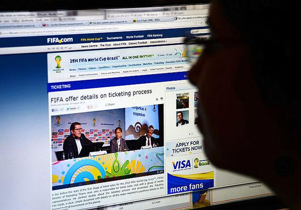 Fifa adia 2º período de venda de ingressos da Copa por causa de auditoria do governo