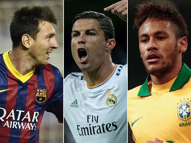 Fifa divulga lista para melhores do mundo com Neymar e T. Silva
