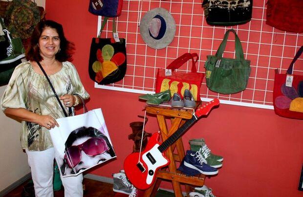 Moda e reciclagem fazem parte do projeto Campo Grande a Tiracolo