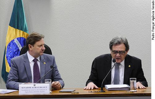 Aprovada no Senado a criação da Agência Nacional de Assistência Técnica e Extensão Rural