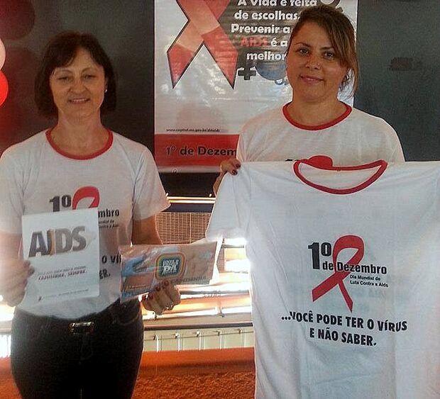 Secretaria antecipa campanha para Dia Mundial de combate a AIDS na Capital