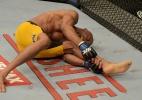 Anderson Silva leva a pior em revanche e quebra a perna durante combate