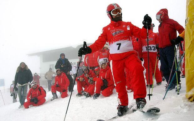 Schumacher sofre grave acidente de esqui e tem trauma na cabeça