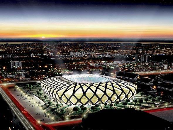 4 estádios da Copa beiram o abismo da falta de rentabilidade
