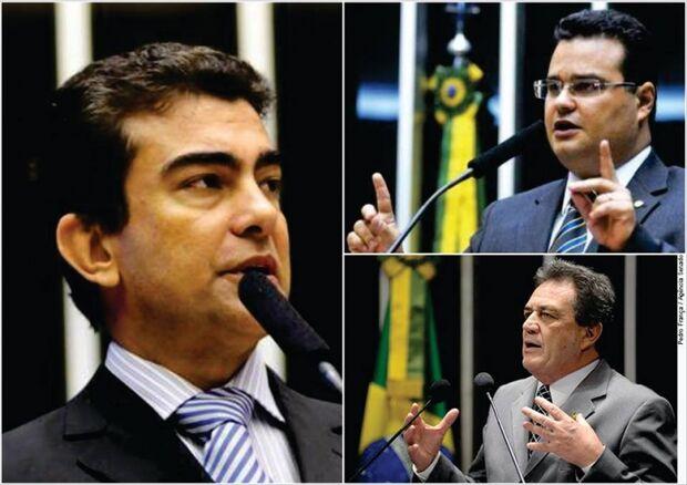 Bancada federal do PMDB se reúne com Puccinelli para definir rumos das eleições
