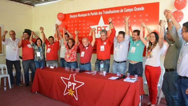 Alex é escolha do PT para disputar prefeitura de Campo Grande