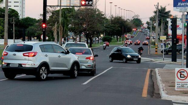 79% das vítimas de trânsito na Capital são homens, alerta estudo do Detran/MS