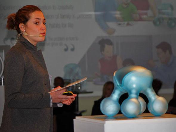 Designer inventa impressora 3D que faz comida e ganha prêmio