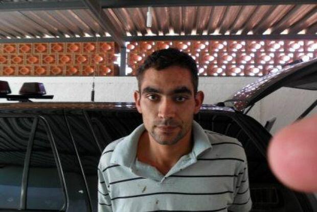 Foragido de São Paulo é capturado em Três Lagoas
