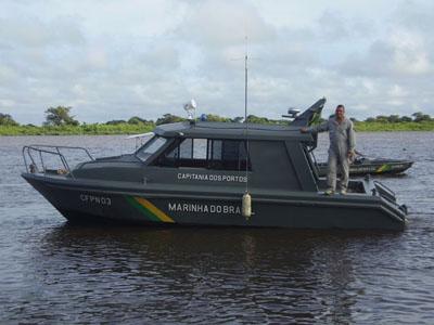 Trabalhador rural atacado por cobra no Pantanal é resgatado pela Marinha