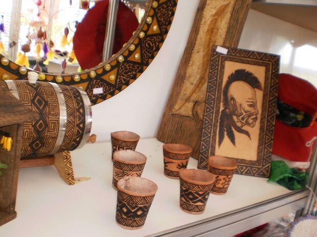 Obras de artesãos sul-mato-grossenses estarão à mostra em Belo Horizonte