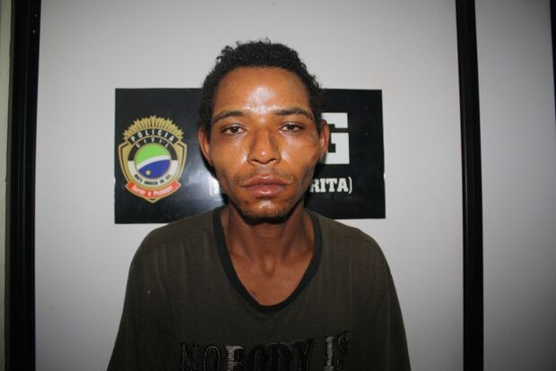 Homem é preso depois de furtar Batalhão da Polícia Militar