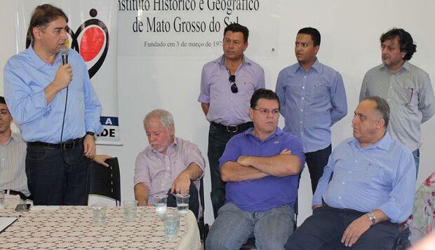 Com novos aliados prefeito quer governo de coalisão