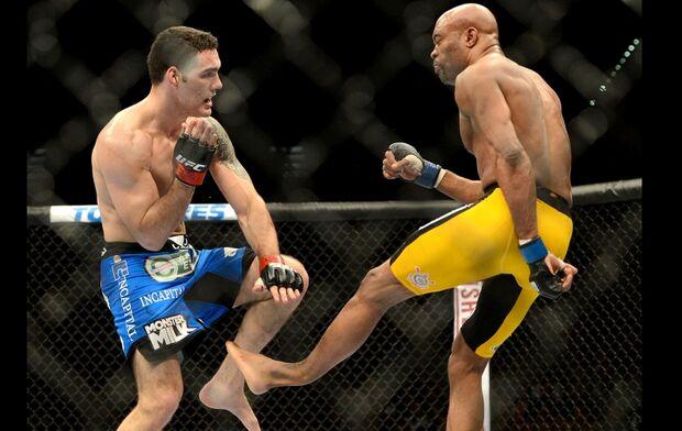 Mesmo sem Anderson Silva, UFC planeja 7 eventos para o Brasil