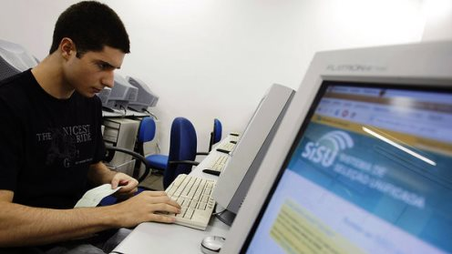 MEC anuncia que inscrições para o Sisu  devem ser feitas entre 6 e 10 de janeiro