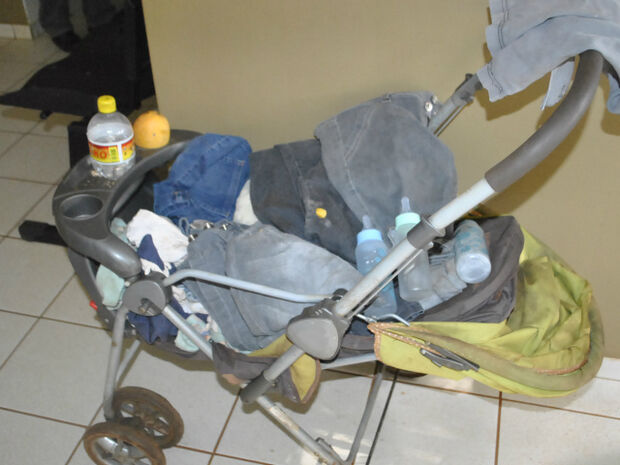 Polícia prende pais que abandonaram  bebês em Dourados