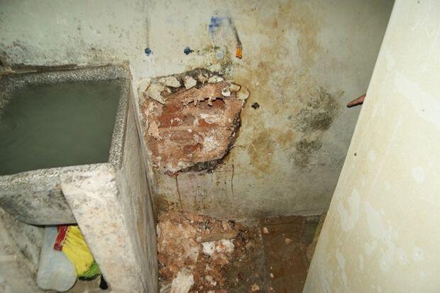 Policial plantonista descobre buracos em celas da cadeia pública de Caarapó