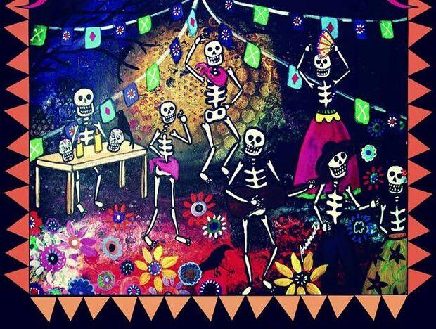 Bruxa da Sapolândia e Noite de Los Muertos revivem mitos e histórias sobre o 31 de outubro
