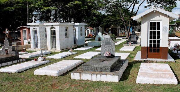 Prefeitura de Campo Grande informatiza cemitérios para facilitar consulta de Jazigos