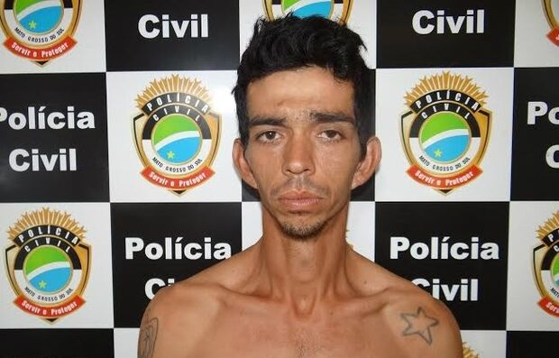 Homem é preso após furto em supermercado
