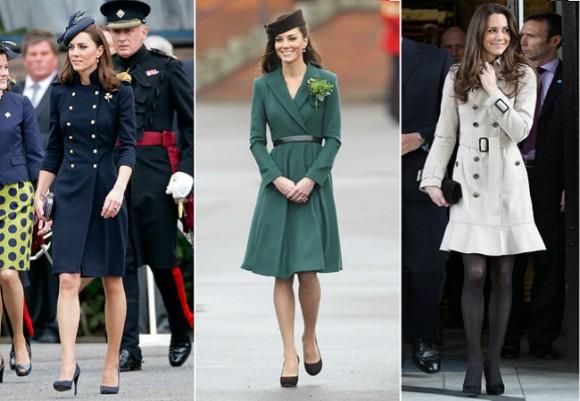 Kate Middleton é eleita ícone da beleza de 2013