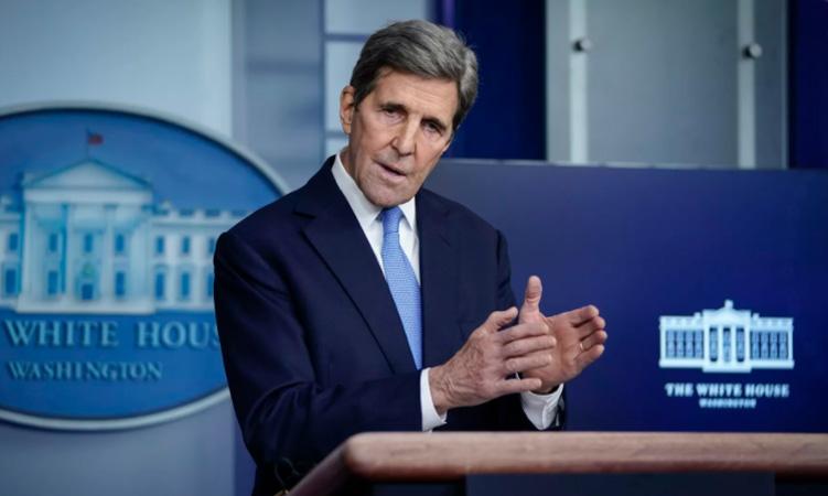 John Kerry: representante do governo dos EUA para o clima