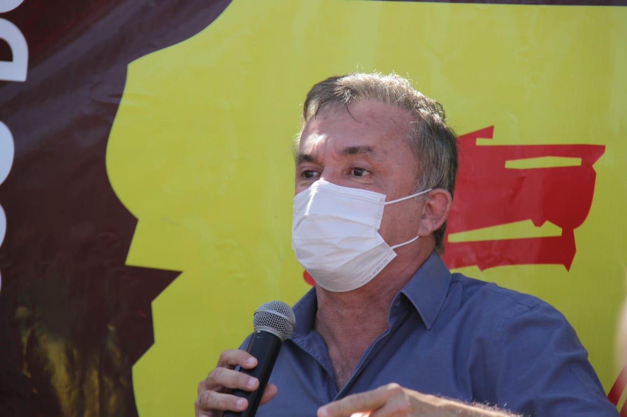 Vander criticou duramente Bolsonaro