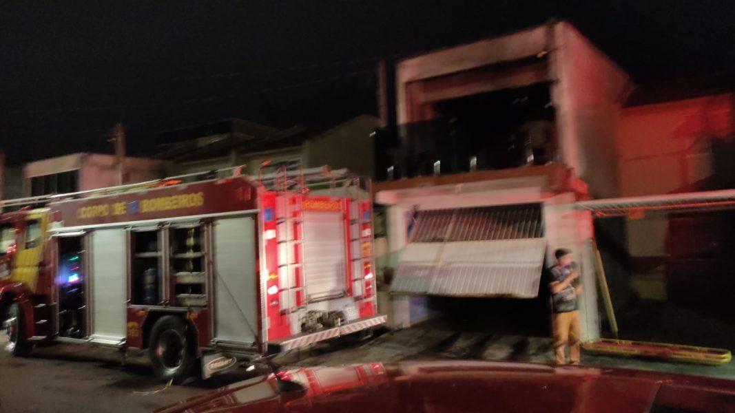 Seis pessoas foram atingidas pela explosão