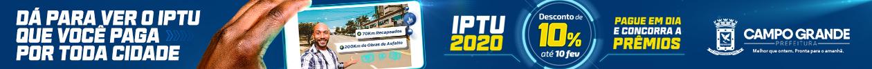 IPTU 24 a 31/01/2020 asfalto