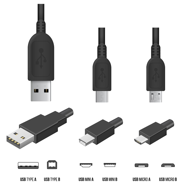 Understanding USB Cable Types & Which One to Use