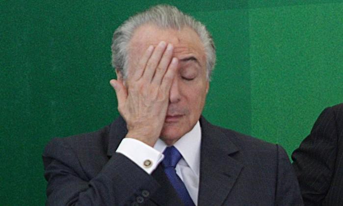 Resultado de imagem para Temer Globo