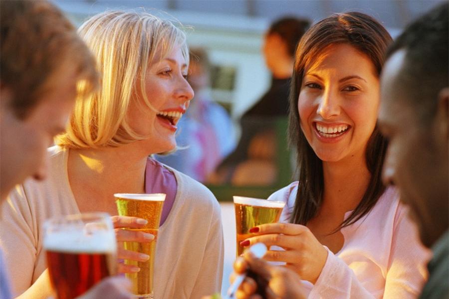 Orações sobre alcoolismo