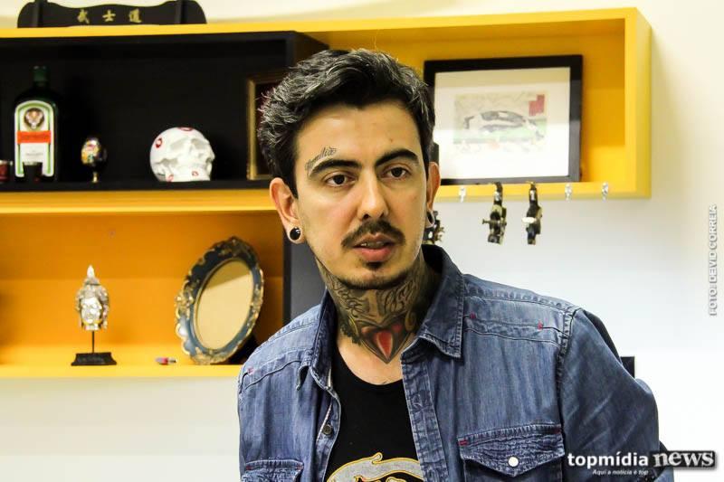 Para Popularizar Tattoo Estúdio De Sp Abre Filial Em Plena