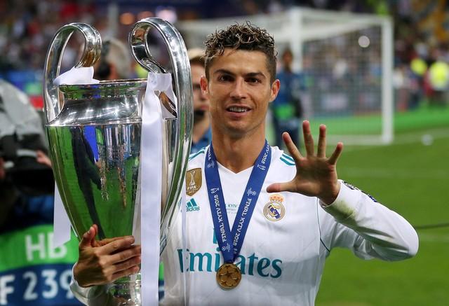 Foto  Hannah McKay Reuters. O ciclo vitorioso e histórico de Cristiano  Ronaldo no Real Madrid ... 6674be34ef6cf