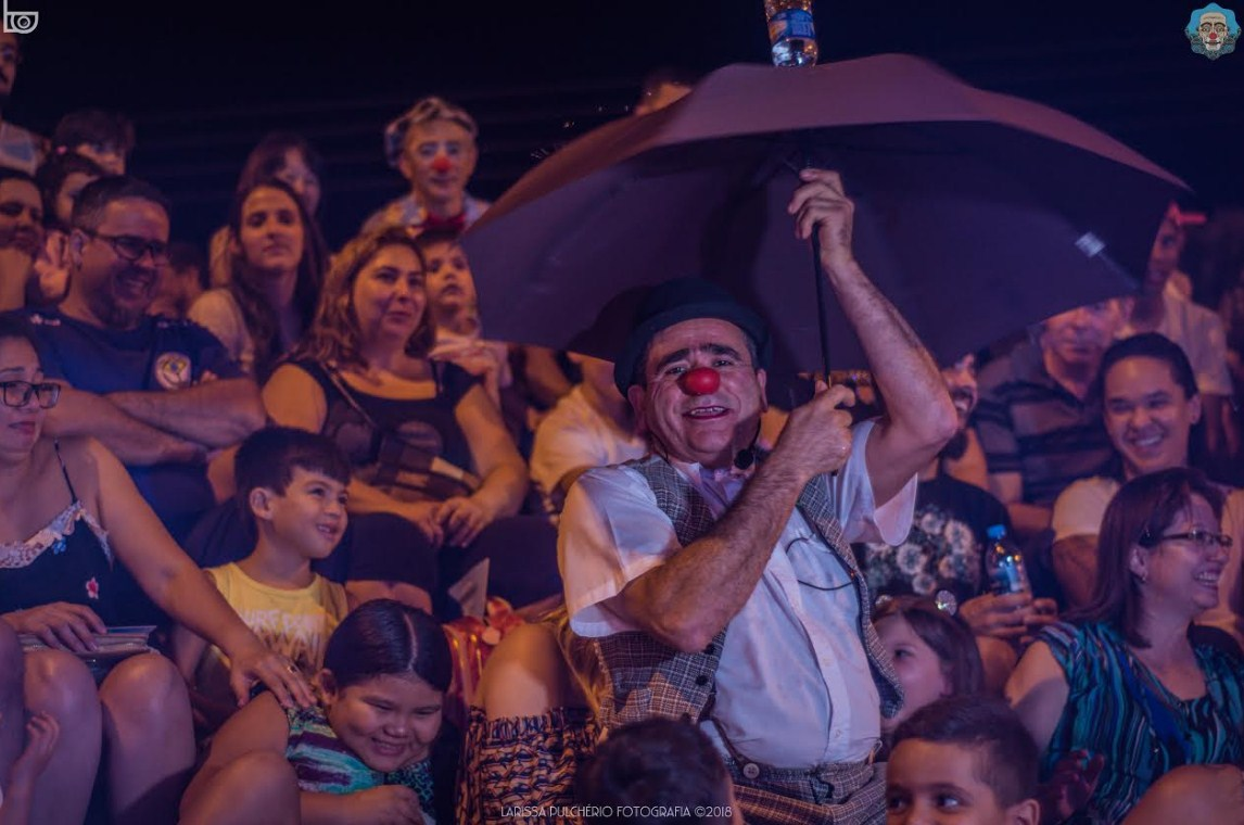 ec1a013e0c Pantalhaços começa com duas apresentações e tem sucesso de público ...